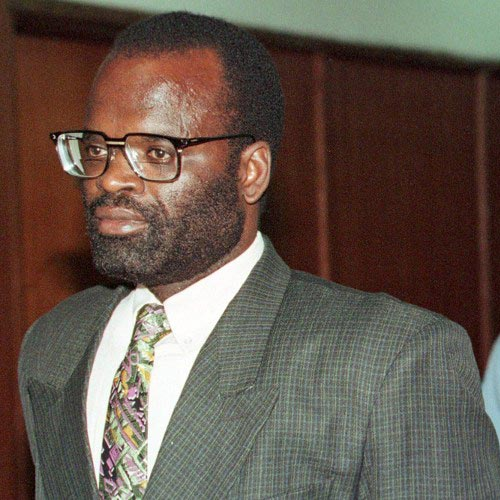 Jean Kambanda - He pleaded guilty to genocide, then withdrew his confession