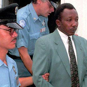 Jean-Paul Akayesu - The first man convicted of genocide by an international court