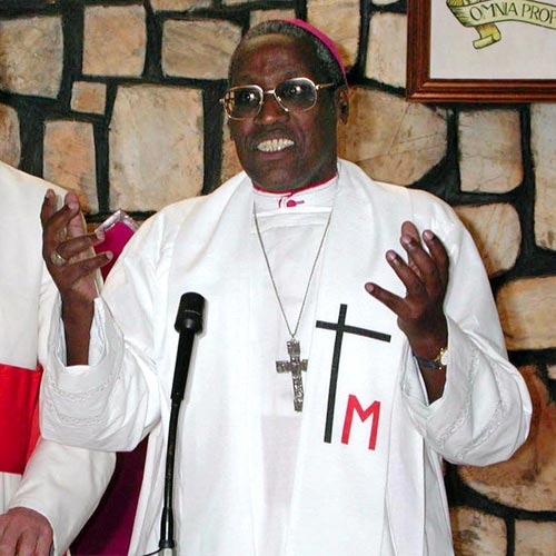 Mgr Augustin Misago - The highest official of the Catholic Church tried in Rwanda