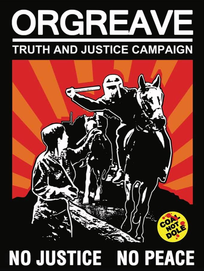 Orgreave: truth and justice campaign