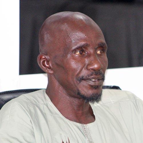Ensa Keita testifies against Yahya Jammeh before the TRRC in Gambia.