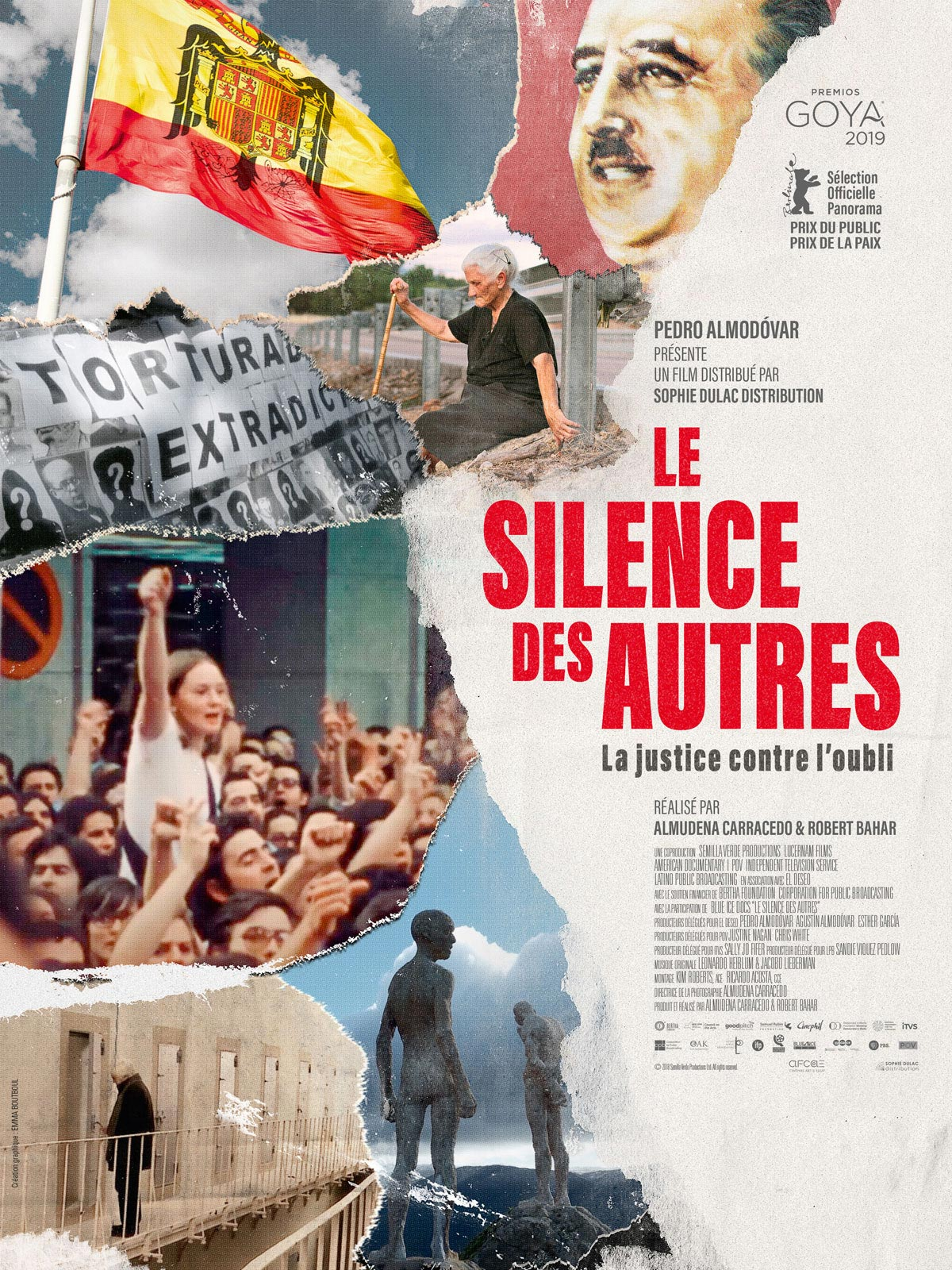 Affiche du film documentaire