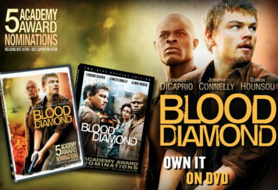 an analysis of the movie blood diamond Blood diamond and characterization blood diamond, directed by edward zwick, is a film that exposes a narrative of the diamond mining in african war zones the film.