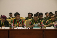 The challenge of forging a new army in Myanmar