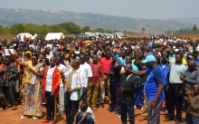 """Embattled Burundi government using impoverished people as a rampart"""