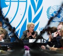 Syrie : les leçons de la démission de Carla Del Ponte