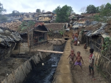 Thai smuggling crackdown leaves Myanmar's Rohingya in limbo