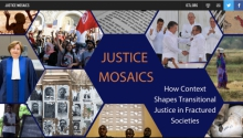 New ICTJ book promotes tailored approach to transitional justice