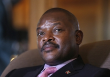 Burundi becoming a 'violent dictatorship': report