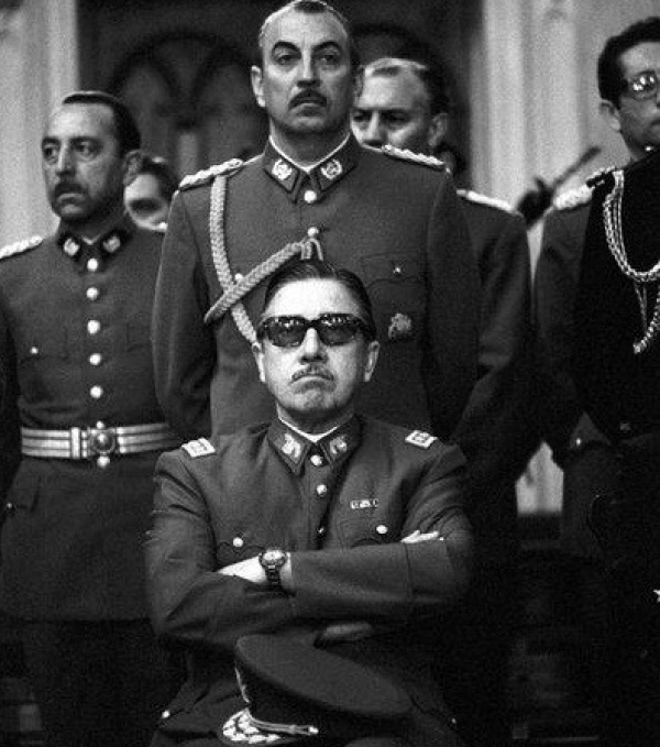 The Spanish Left is urging a return to universal jurisdiction, under which former Chilean dictator Augusto Pinochet was arrested in London in 1998