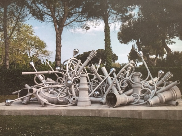 Streetlights of Memory dismantled in Venice