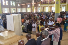 New Church doctrine of repentance and forgiveness gains ground in Rwanda
