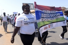 Gambia: Many Jammeh loyalists still in high posts, says human rights defender