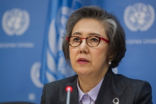 Myanmar needs international inquiry on Rohingya abuses by security forces, says UN rapporteur