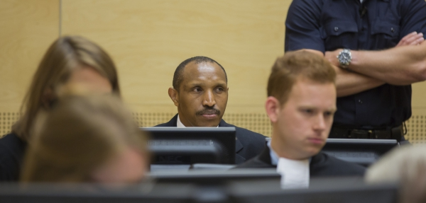 Ntaganda before the ICC (archives)