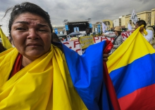 Peace and justice for Colombia?