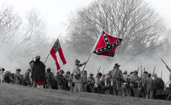"On December 8, 2012, the Battle of Fredericksburg Commemoration Committee hosted ""Fire on the Rappahannock"", a commemoration of the Battle of Fredericksburg on its 150th Anniversary."