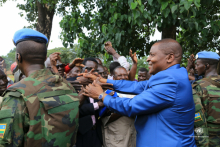 Central African human rights defenders say no to amnesty