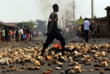 Transitional Justice Battlegrounds: Another Bad Week in Burundi