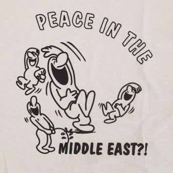 Peace in the Middle East?!