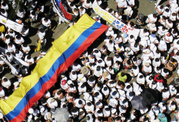 Colombia Breakthrough a Model for Peace Talks