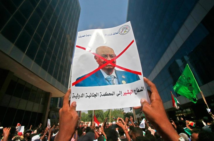 Sudan: peace before justice?