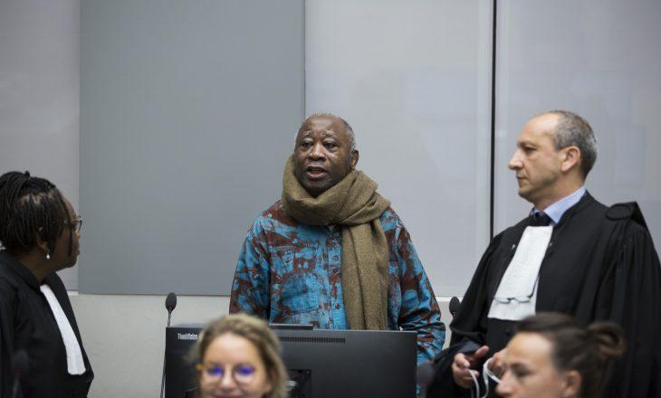 CPI : La chambre d'appel ordonne le réexamen de la demande de libération de Laurent Gbagbo