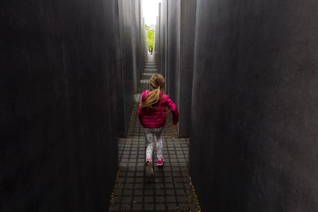 Berlin : le Mémorial de l'Holocauste dix ans après