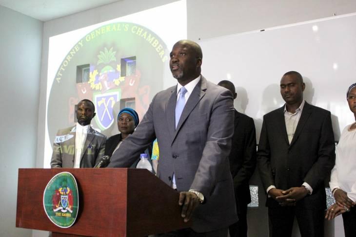Gambia: criminal cases advance slowly for dictatorship crimes