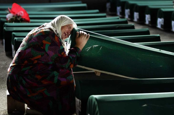 The Srebrenica genocide has changed me and my generation