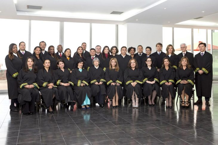 Peacebuilding among jurisdictions in Colombia
