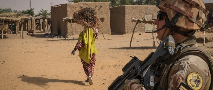 What exactly are foreign troops protecting in the Sahel?