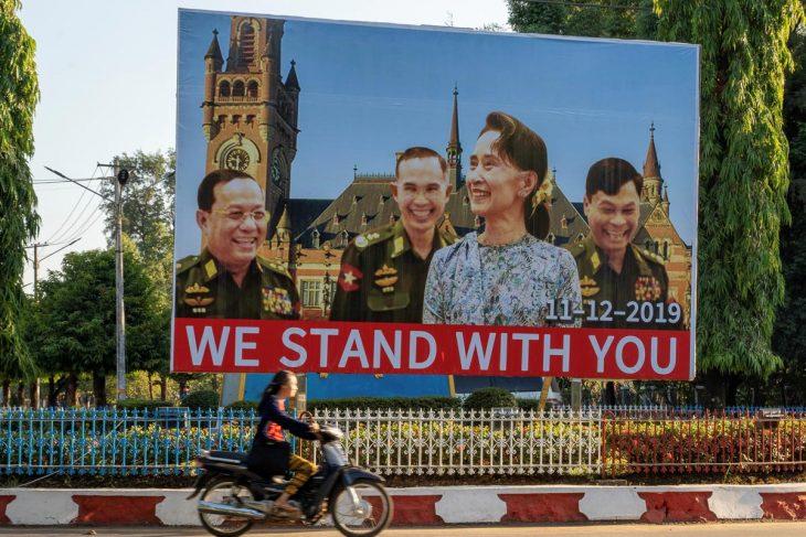 L'heure de vérité pour Aung San Suu Kyi et le Myanmar ?