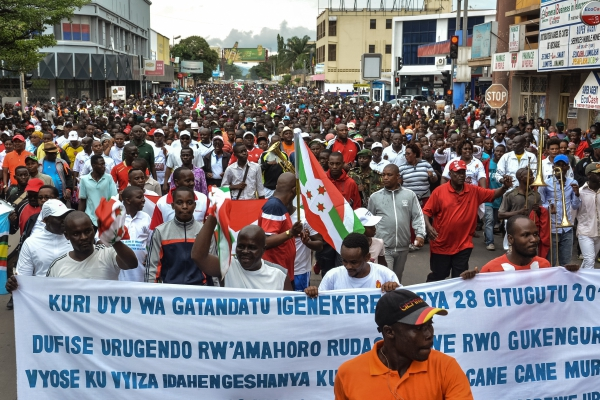 ICC targets Burundi regime crimes