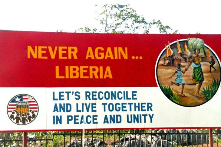 Liberia : pourquoi les archives de la CVR restent aux USA