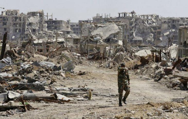 Syrie : penser le crime d'Etat