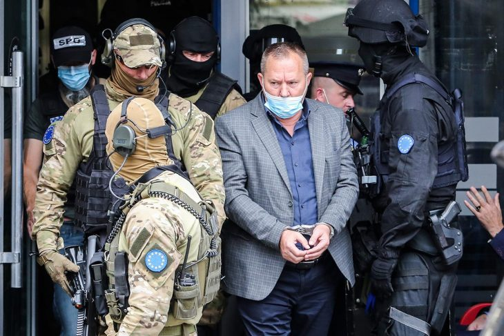 Kosovo's court wake-up call