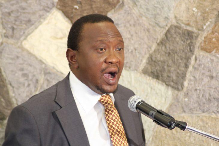 Kenyatta, l'héritier Président