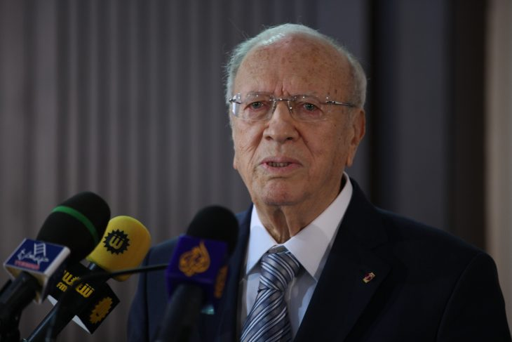 Presidential Threat to Tunisia's Transitional Justice
