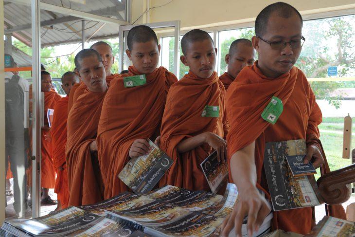 Cambodge: prison à vie confirmée pour deux dirigeants khmers rouges