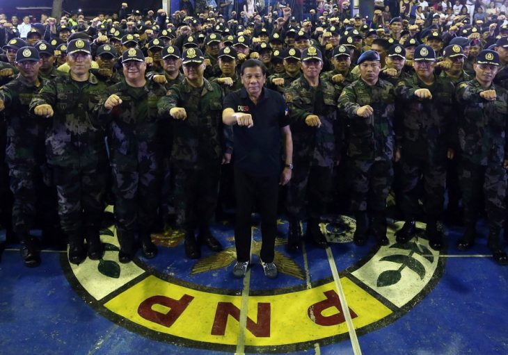 Rodrigo Duterte's first year: a human rights disaster the world prefers to ignore