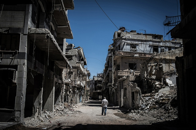 From Berlin to Aleppo: the need to redefine transitional justice
