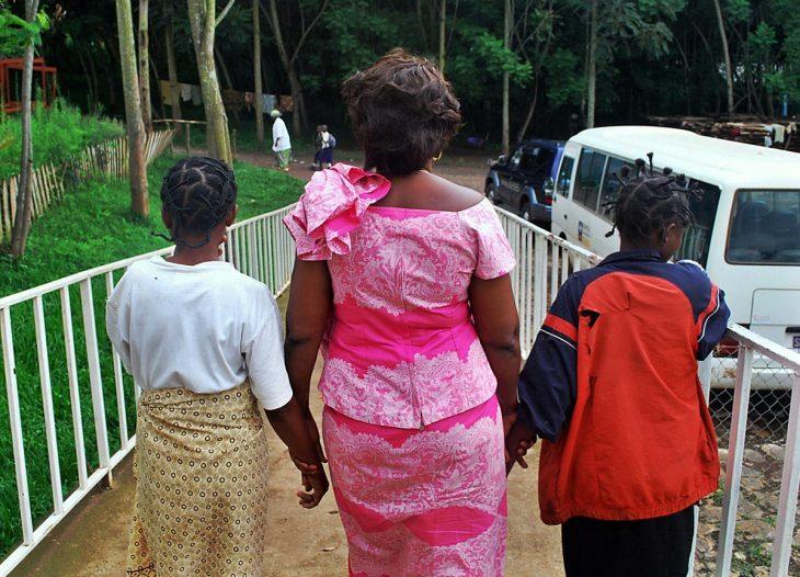 New rape trial near victims in eastern DRC