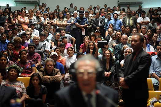 A Noble Dream: The Tenacious Pursuit of Justice in Guatemala