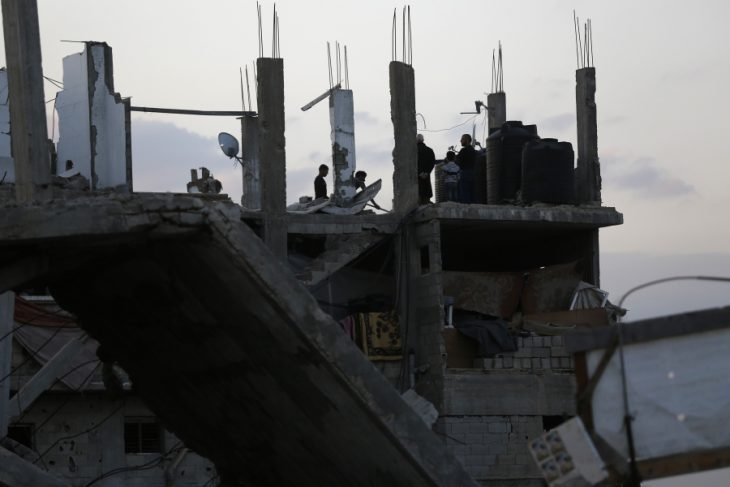 ICC makes first cautious visit to Israel