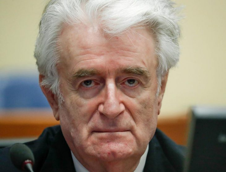 Karadzic: last chapter of a mega trial at the Yugoslav tribunal