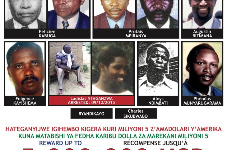Kinshasa and Kigali Face Off over Ntaganzwa Arrest