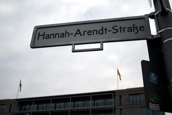 Hannah Arendt or the power of ordinary people facing totalitarianism