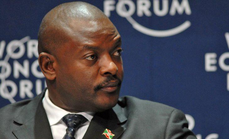 Le Burundi se retire de la CPI