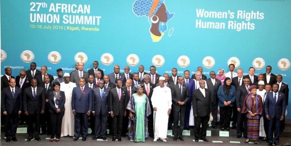 African Union Summit Ends With No ICC Mention